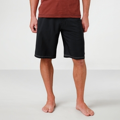 Eco Prana Linear Short in Black