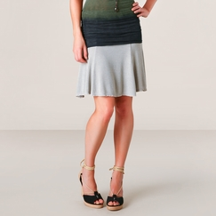 Om Girl Flirt Skirt in Rock