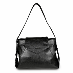 Eco Matt & Nat Jorja Hobo in Black
