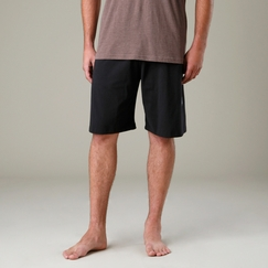 Organic Prana Organic Cotton Momentum Short in Black
