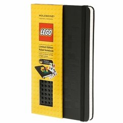 Moleskine Lego Large Ruled Notebook (5 x 8.25)