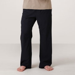 Eco Prana Flex Pant in Black