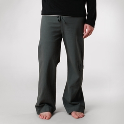 Hemp Natural High Lifestyle California Pant in Charcoal
