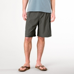 Eco Prana Flex Short in Charcoal
