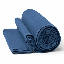 Manduka Large eQua Towel in Poseidon