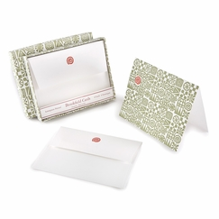 Brookfield Folded Boxed Note Cards Friends