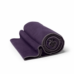 Manduka Long eQua Mat Towel in Magic