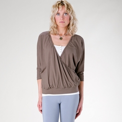 Om Girl Devotion Pullover in Desert Dusk