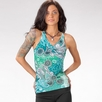 Prana Eco Sabin Racer Top