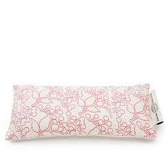 Relaxing Dream Eye Pillow in Red Blossom
