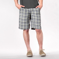 Prana Winder Short in Gravel