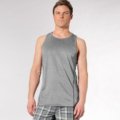 Prana Talon Tank in Charcoal