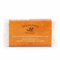 Pre de Provence Argan & Shea Butter Soap in Exfoliating