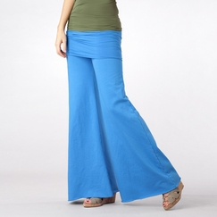 Om Girl Nomad Pant in Sailboat
