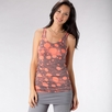 Om Girl Printed Mindful Tank