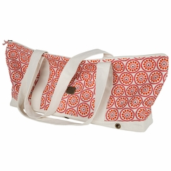 Hemp Prana June Yoga Tote in Sunray