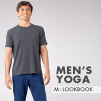 Men's Yoga Lookbook