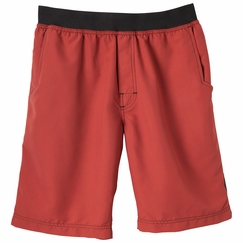 Prana Mojo Short in Tomato
