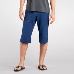 4-rth Eco Track Short in Royal Blue
