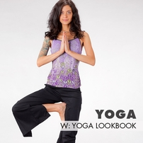 Women's Yoga Lookbook