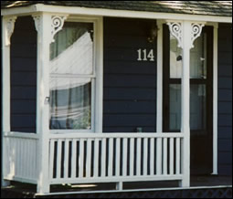 Plain Square Balusters