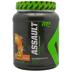 Muscle pharm assault flavors