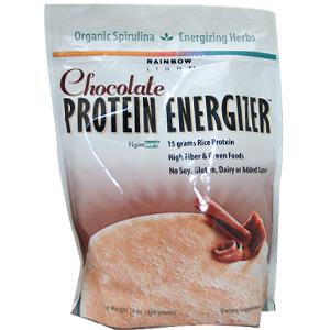 rainbow light protein energizer chocolate 11 oz vitaglo. Black Bedroom Furniture Sets. Home Design Ideas