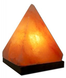 aloha bay salt lamp pyramid vitaglo. Black Bedroom Furniture Sets. Home Design Ideas