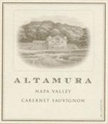 ALTAMURA Cabernet Sauvignon Napa Valley 2010 ( 94 Points Wine Spectator)