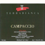 Terrabianca  Campaccio 2007 ( 93 Pts Wine Spectator) #36 Top 100 for 2011