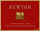 Newton Vineyard Red Label Chardonnay 2009
