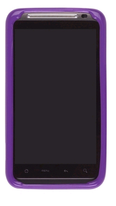 Original HTC Thunderbolt Purple Flex Case