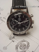 WCT Ollech & Wajs HOMMAGE of Dodane watch 20/21 chrono - sold