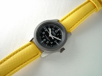 YELLOW kevlar when it is hard to find your watch