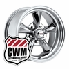 100-C Classic Series Chrome Aluminum Wheels Rims
