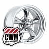 100-P Classic Series Polished Aluminum Wheels Rims