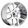 "20x9"" SRT10 Replica Chrome Wheels Rims 5x5.5"" for Dodge Ram 1500 2002-2011"