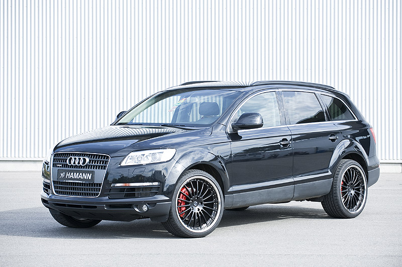 Hamann Tuning For Audi Q7