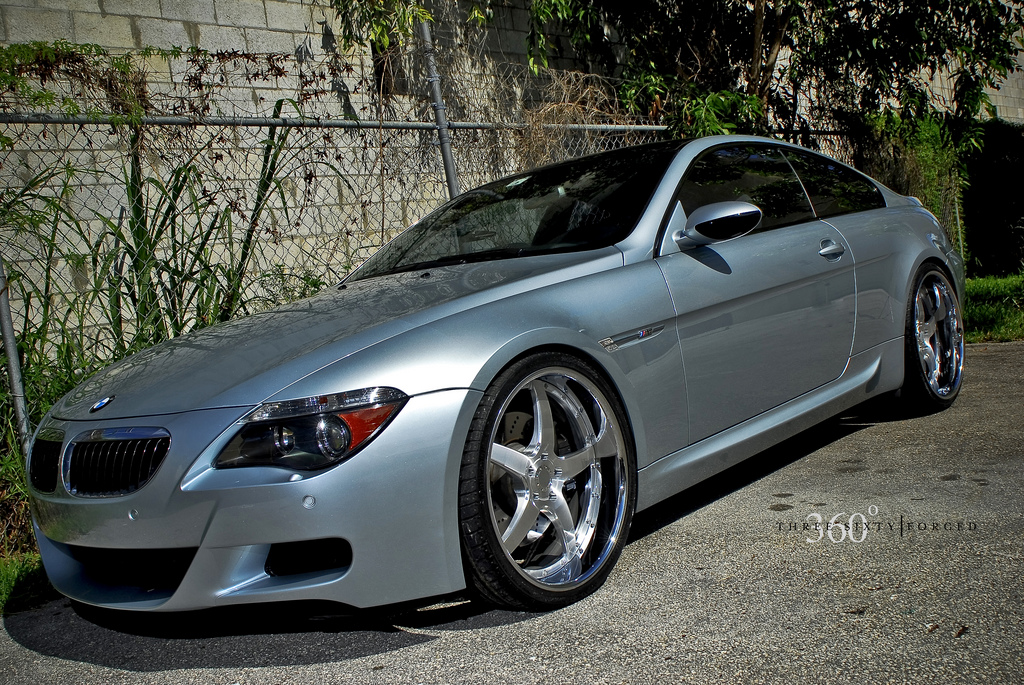 Bmw M6 360 Forged Straight Five Hi Resolution Gallery