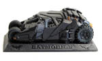 Batman Movie Batmobile Mini Paperweight