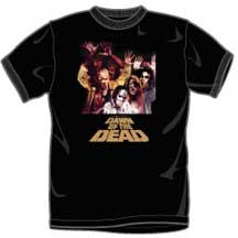 Dawn of the Dead Zombie Horde  T-Shirt