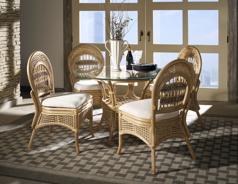 wicker dining room sets awesome braxton culler 909 tropical rattan armless rattan set tropical dining room furniture99 room