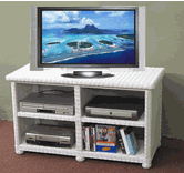 Wicker TV Stands