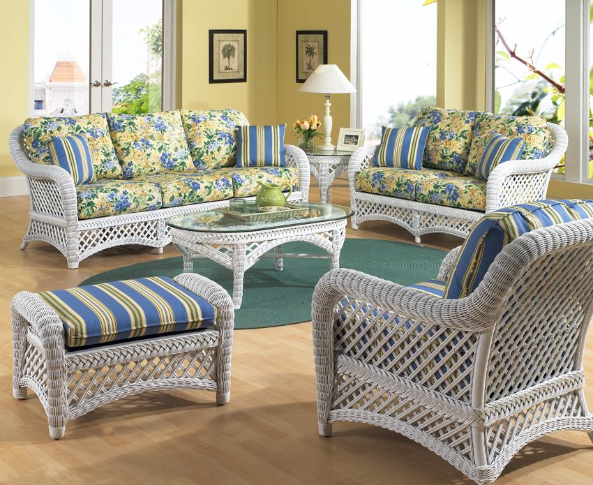 Buy Wicker Furniture In New York
