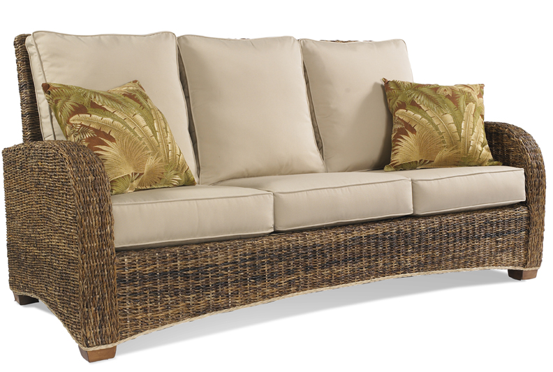 Nice Seagrass Sofa   St. Kitts