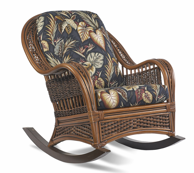 Marvelous Rattan Rocker Tigre Bay Wicker Paradise Caraccident5 Cool Chair Designs And Ideas Caraccident5Info