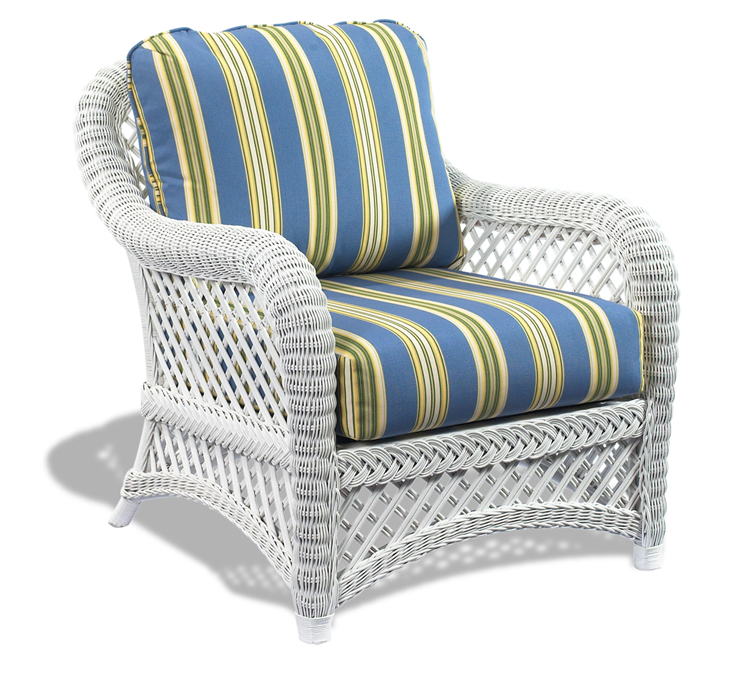 Wicker Chair   Lanai Wicker Furniture
