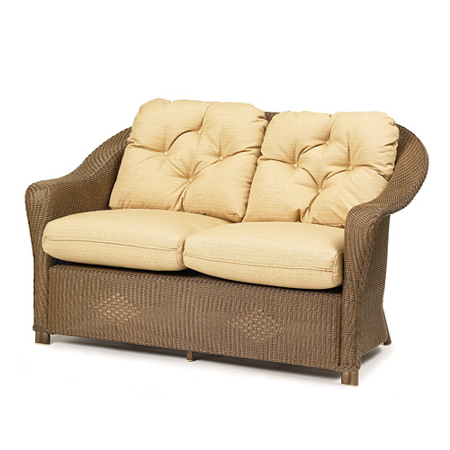Lloyd Flanders Reflections Loveseat Replacement Cushions