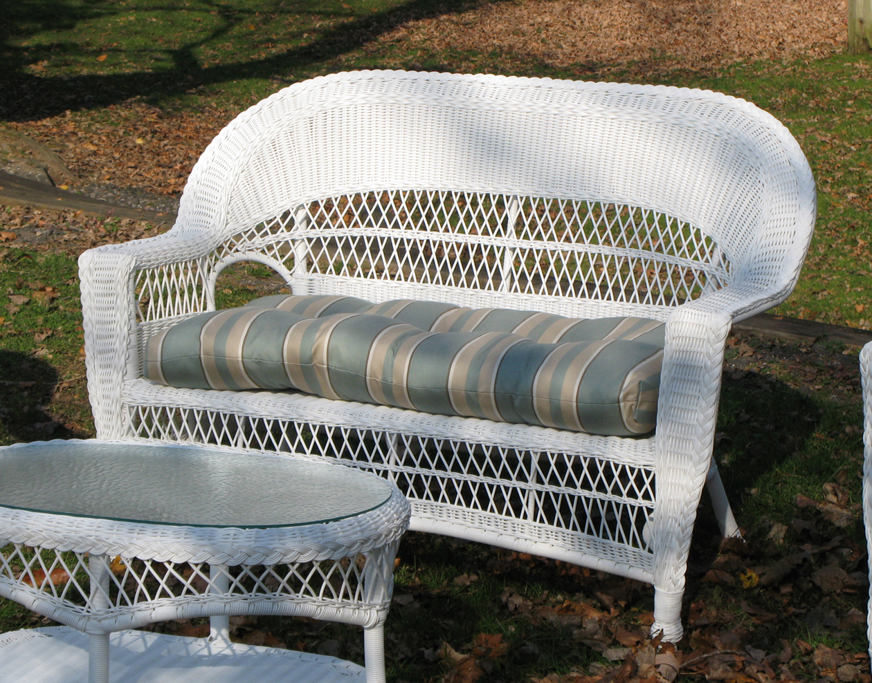 table coffee and set loveseat wicker home today black free product shipping overstock garden