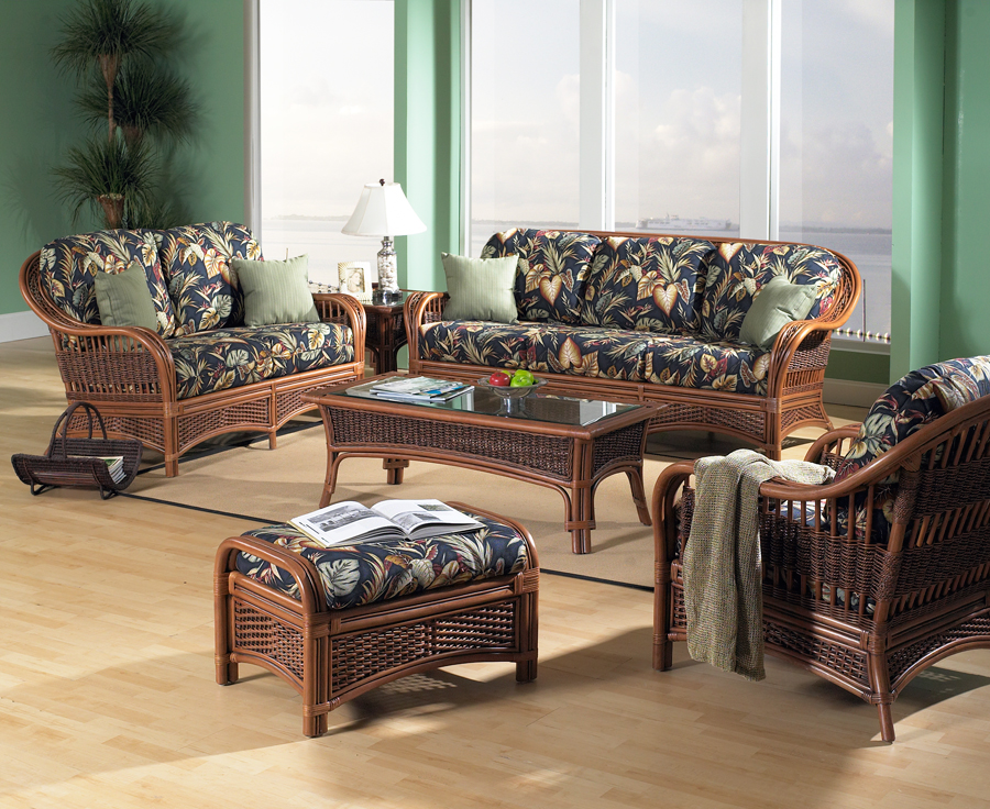 Sunroom Furniture for Your Home! Indoor Wicker and Rattan
